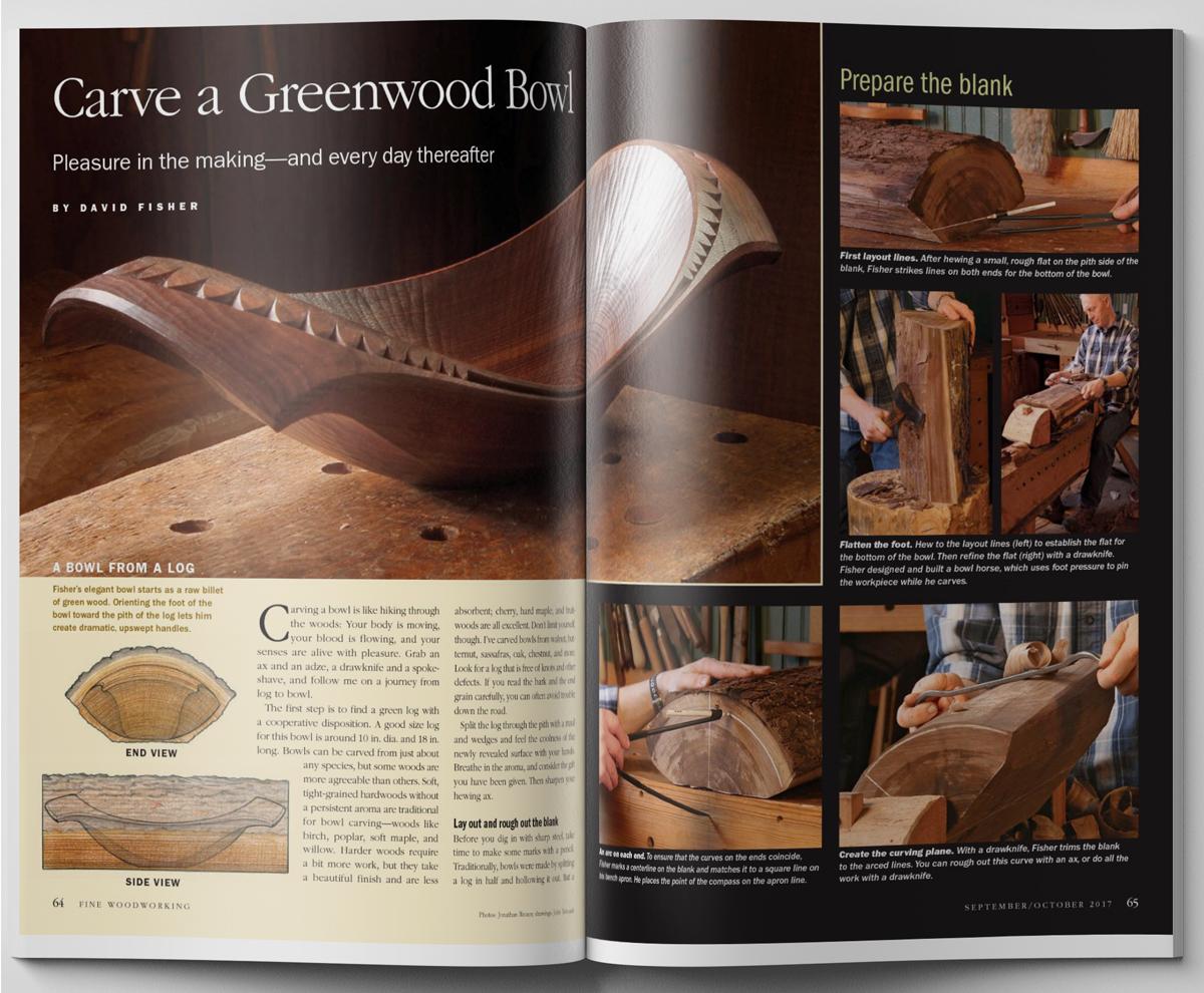 Fine Woodworking Media Kit